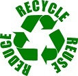 Reduce Reuse Recycle - mini