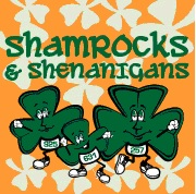 Sharmrocks logo