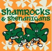 Sharmrocks logo