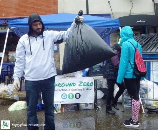 A2 Marathon 2017 - One Trash Bag