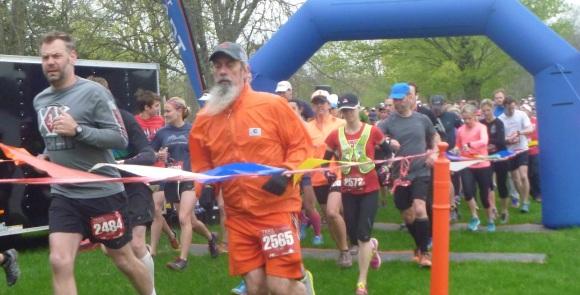 TMW 2017 - Half marathon start