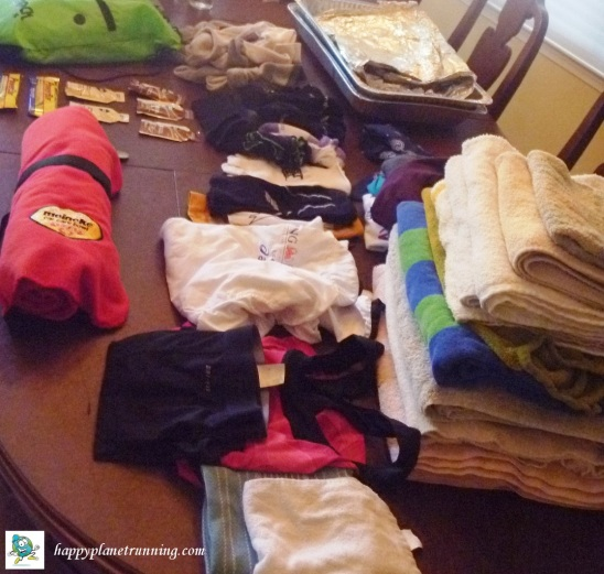 Run Woodstock - Rescued Clothing
