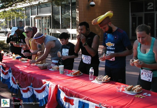 Firecracker 5K - Hot Dog Division