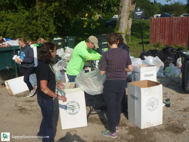 Run Woodstock 2017 - Tackling Sunday Trash