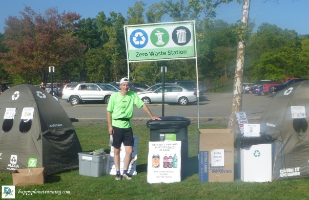 DWD Hell 2017 - Me at Zero Waste station