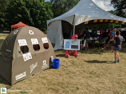 Pterodactyl 2018 - Tent at registration area