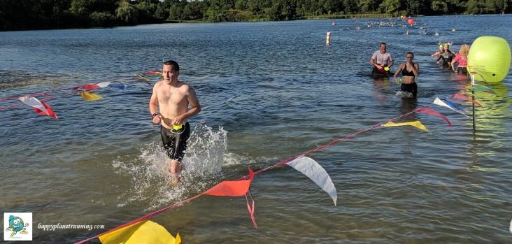T-Rex Tri 2018 - Swim