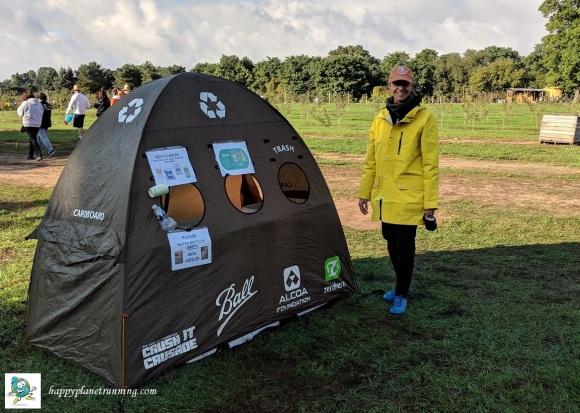RSR 2018 - Rachel staffing a tent
