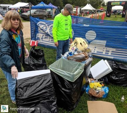 Run Woodstock 2018 - Sunday mess - 2