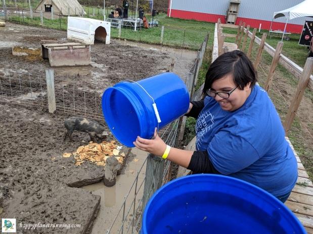 Scrumpy 2018 - Feeding the Pigs