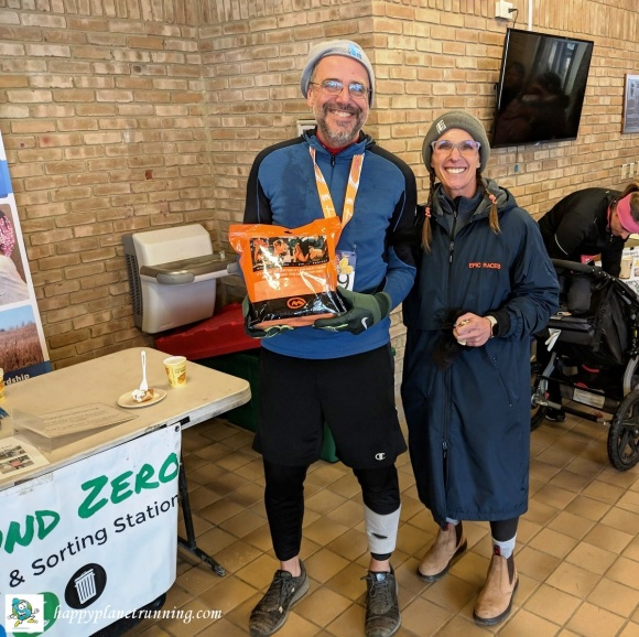 Epic TT 2018 - Eva and Scott with ZW prize