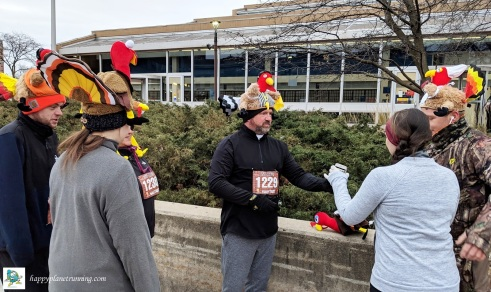RF Turkey Trot - Turkey hat costumes