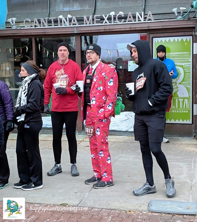 RF Turkey Trot - Xmas suit costume