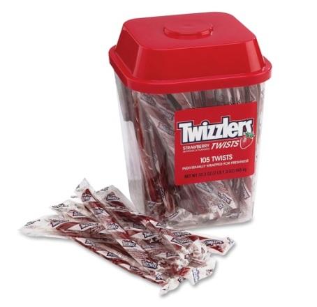Twizzler box