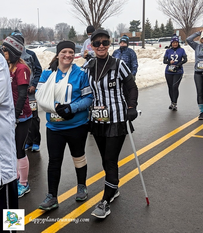 Super 5K 2019 - Blind referee