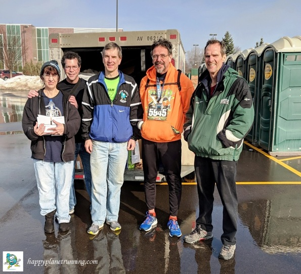Super 5K 2019 - Zero Waste Team