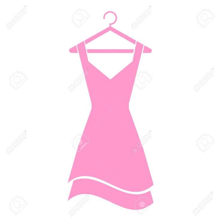 Dress Icon- 61762866-dress-icon