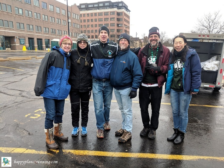 Shamrocks and Shenanigans 2019 - Zero Waste Team
