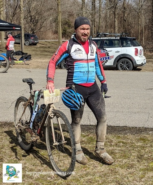 Waterloo GnG 2019 - Muddy finisher
