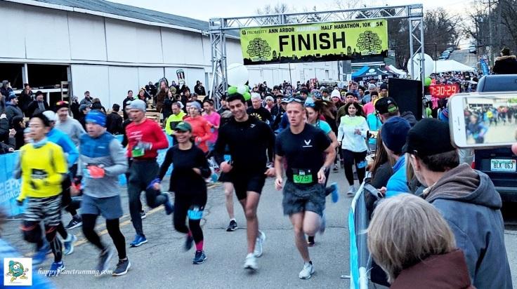 A2 Marathon 2019 - Race start