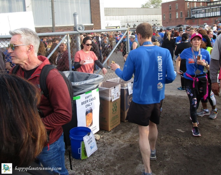 Hightail 2019 - Bins in beer area 2
