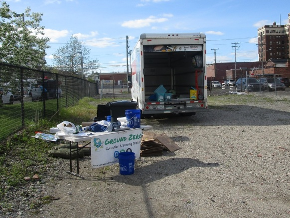 Hightail 2019 - Ground Zero and truck