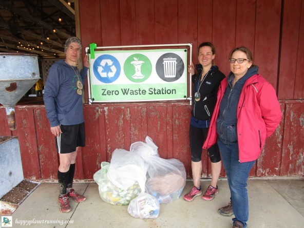 Upland Hills 10K 2019 - Collected waste