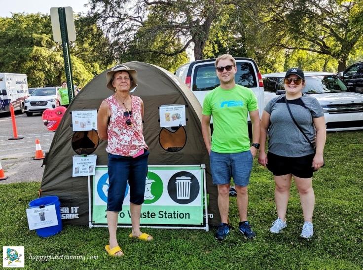 Pterodactyl Tri 2019 - Zero Waste team