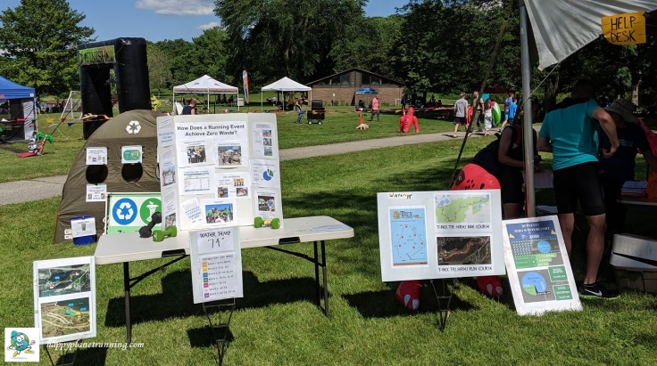 Triceratops Tri 2019 - HPR educational table