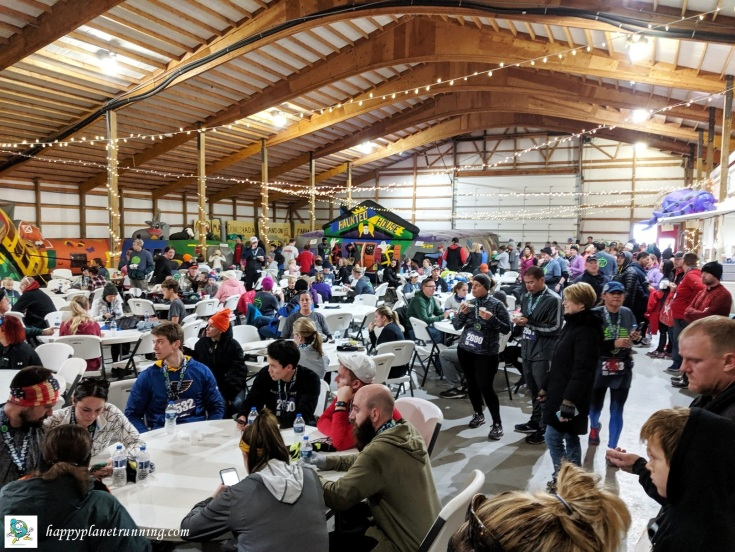 Go Apples 2019 - Post-race party