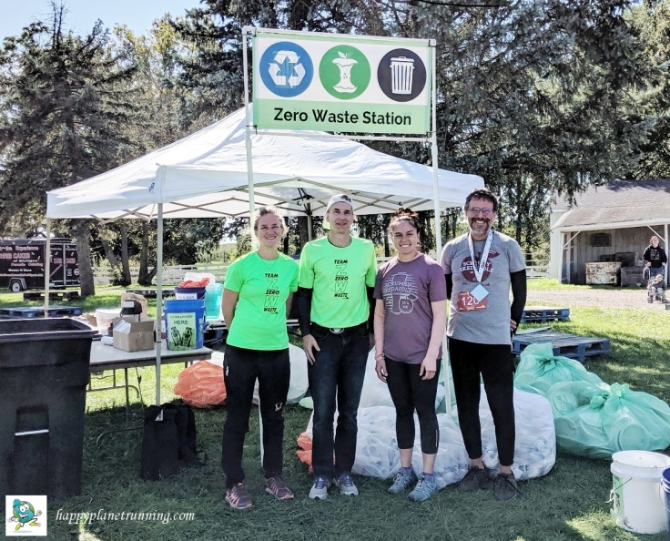 Scrumpy 2019 - Zero Waste team